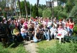 Betegklub kirándulás  Június 9-én egri kirándulás, az egri Markhot Ferenc Kh. betegklubjának meghívására